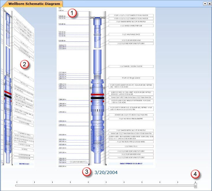 Previewing a Schematic Diagram on